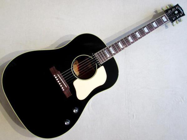 Gibson Custom Shop Kazuyoshi Saito J-160E EB (Ebony) #13215082