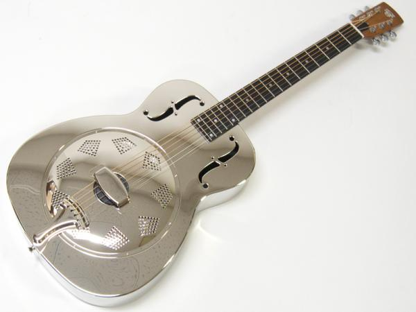 EPIPHONE ( エピフォン ) Dobro Hound Dog M-14 Metal Body【 by ギブソン 】