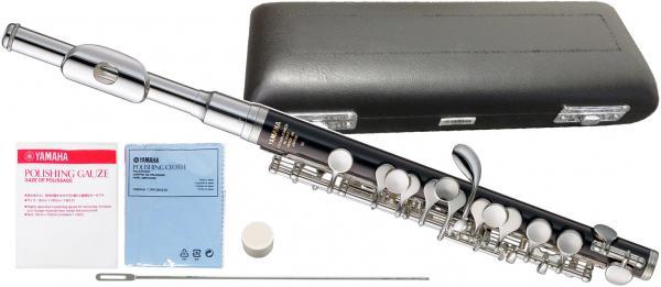 YAMAHA ( ヤマハ ) 送料無料 樹脂製 ピッコロ YPC-32 新品 管楽器 Eメカニズム付き スタンダードモデル 主管 ABS樹脂 頭部管 白銅製 楽器