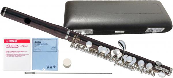 YAMAHA ( ヤマハ ) 【予約】 木製 ピッコロ YPC-62 新品 管楽器 Eメカ付き 主管 頭部管 グラナディラ プロフェッショナルシリーズ