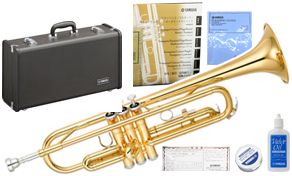 YAMAHA ( ヤマハ ) YTR-2330 トランペット 正規品 ゴールド 管楽器 B♭Trumpets YTR-2330-01 本体 スタンダード 北海道 沖縄 離島不可