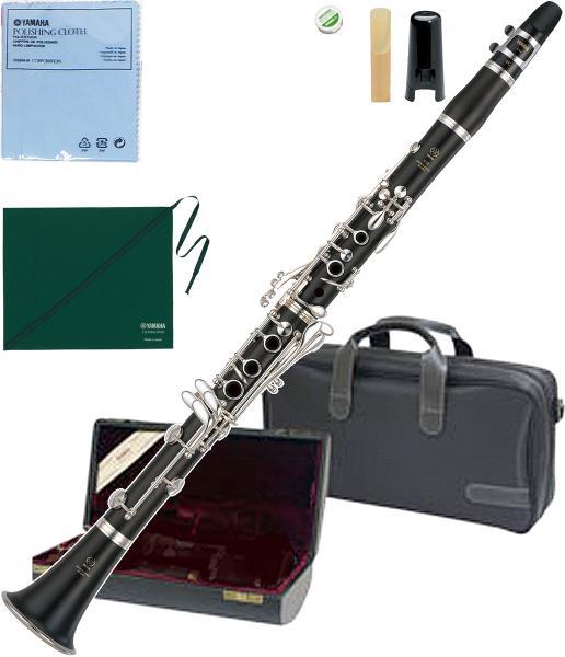YAMAHA ( ヤマハ ) YCL-450 木製 クラリネット 新品 管体 グラナディラ B♭管 初心者 練習用 日本製 管楽器 スタンダード Bフラットクラリネット