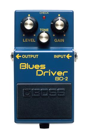 BOSS ( ボス ) BD-2 Blues Driver