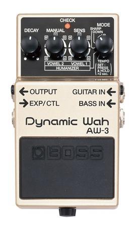BOSS ( ボス ) AW-3 Dynamic Wah