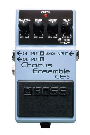 BOSS ( ボス ) CE-5 Chorus Ensemble