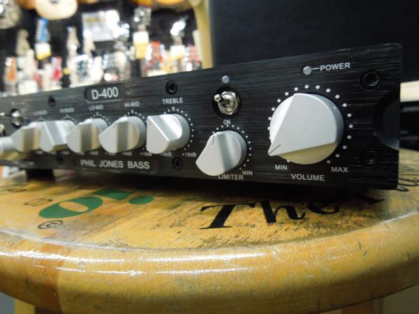 Phil Jones Bass ( フィル ジョーンズ ベース ) D-400
