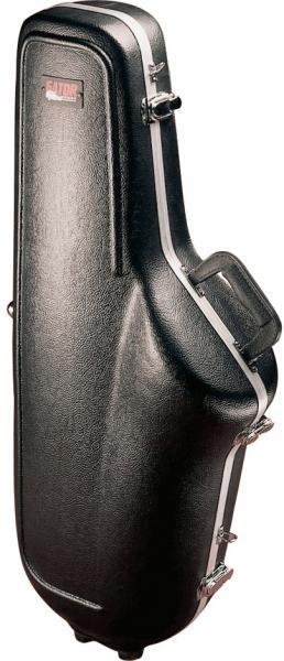GATOR ( ゲイター ) GC-ALTO SAX  アルトサックスケース ブラック アルトサックス用 ハードケース ショルダータイプ 管楽器 収納 ABS樹脂製 ケース