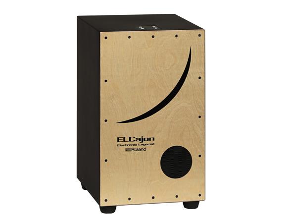 Roland ( ローランド ) EC-10 EL Cajon ☆ カホンにエレクトリックサウンドをプラス