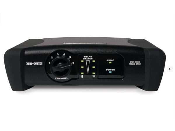 LINE6 ( ラインシックス ) V35-RX ◆ 2.4GHz帯デジタルワイヤレス レシーバー