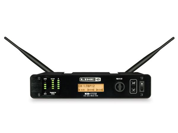 LINE6 ( ラインシックス ) V75-RX ◆ 2.4GHz帯デジタルワイヤレス レシーバー
