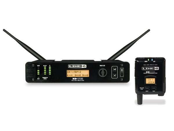 LINE6 ( ラインシックス ) XD-V75TR  ◆ 2.4GHz帯デジタルワイヤレスマイクシステム