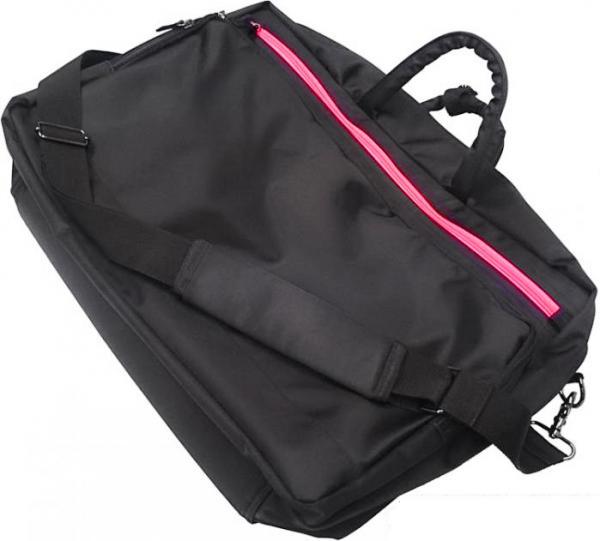 GALAX ( ギャラックス ) MB1-BK/PK フルート クラリネット ケース ブラック ピンク マルチブリーフバッグ リュックタイプ MB1-BK pink flute clarinet case bag