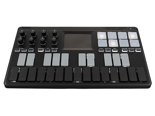 KORG ( コルグ ) nanoKEY Studio ◆【MIDIコントローラー】