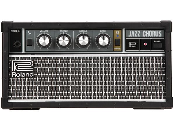 Roland ( ローランド ) JC-01 【Bluetooth スピーカー ギターアンプではございません!がギタリストなら欲しいアイテムです。】