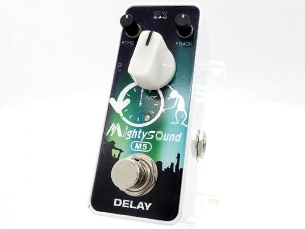 Mighty Sound M5 Delay