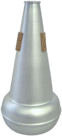 トロンボーン ミュート KTMT-320 ベル装着 サイレンサー 音を小さく 消音器 テナートロンボーン テナーバストロンボーン 初心者 練習用