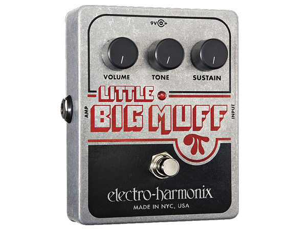 Electro Harmonix ( エレクトロハーモニクス ) Little Big Muff
