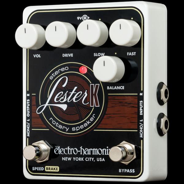 Electro Harmonix ( エレクトロハーモニクス ) Lester K Stereo Rotary Speaker