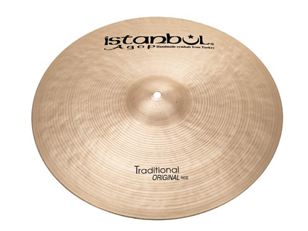 "Istanbul Agop Traditional Original RIDE 21"" ☆ イスタンブールアゴップ"