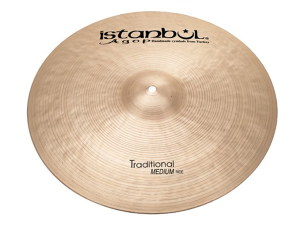 "Istanbul Agop Traditional Medium RIDE 20"" ☆ イスタンブールアゴップ"