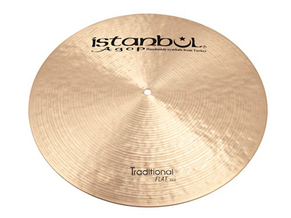 "Istanbul Agop Traditional Flat RIDE 19"" ☆ イスタンブールアゴップ"