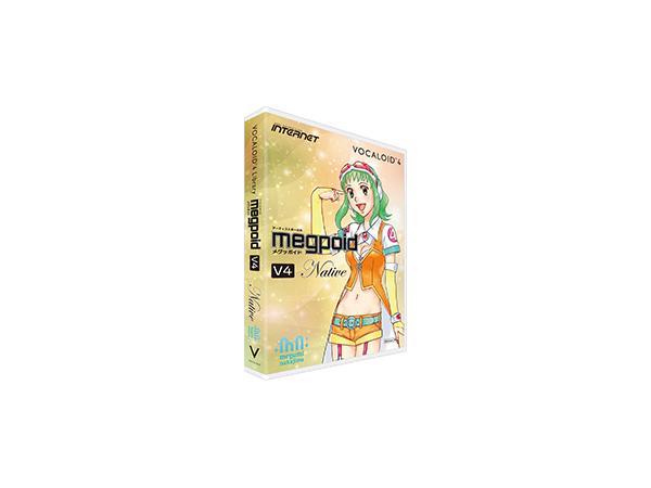 INTERNET ( インターネット ) VOCALOID4 Library Megpoid V4 Native