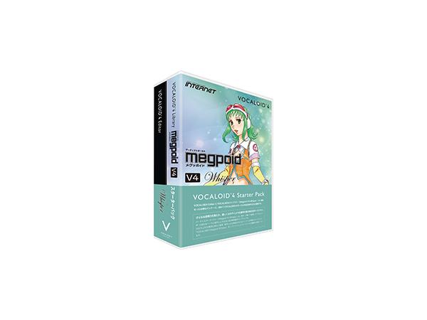INTERNET ( インターネット ) VOCALOID4 スターターパック Megpoid V4 Whisper