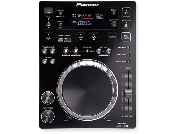 Pioneer ( パイオニア ) CDJ-350-K【ブラック】