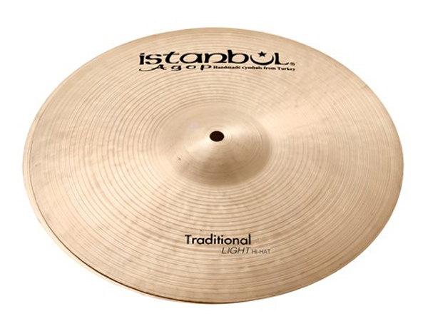 "Istanbul Agop Traditional LIGHT HATS 15"" (PAIR) ☆ イスタンブールアゴップ"