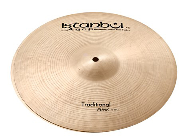 """Istanbul Agop Traditional FUNK HATS 14"""" (PAIR) ☆ イスタンブールアゴップ"""