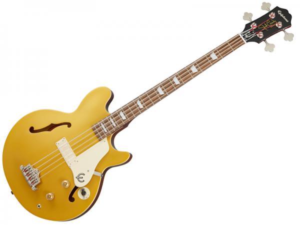 Epiphone ( エピフォン ) Jack Casady Bass MG【by ギブソン ジャック・キャサディー モデル ベース 】