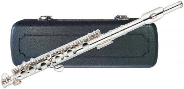 JUPITER  ( ジュピター ) 送料無料 金属管 ピッコロ JPC-301S 新品 初心者 管楽器 C管 頭部管 管体 キイ 洋白 銀メッキ シルバーメッキ