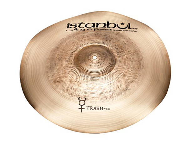 "Istanbul Agop Traditional TRASH HIT 14"" ☆ イスタンブールアゴップ"