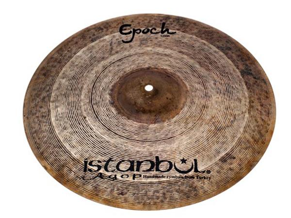 """Istanbul Agop Lenny White EPOCH CRASH 18"""" ☆ イスタンブールアゴップ"""