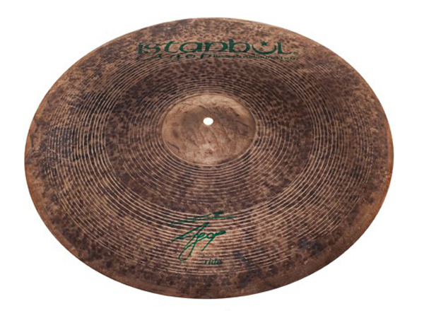 "Istanbul Agop Agop Signature RIDE 21"" ☆ イスタンブールアゴップ"
