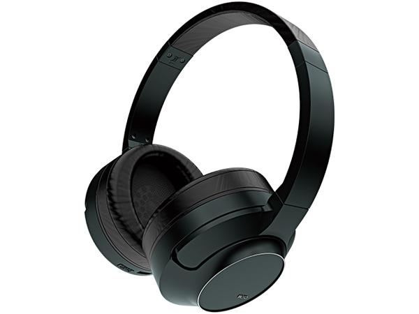 AZDEN ( アツデン ) MOTO iD ブラック ◆ 2.4GHzデジタルワイヤレスヘッドフォン