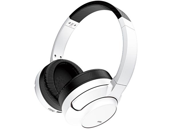 AZDEN ( アツデン ) MOTO iD ホワイト ◆ 2.4GHzデジタルワイヤレスヘッドフォン