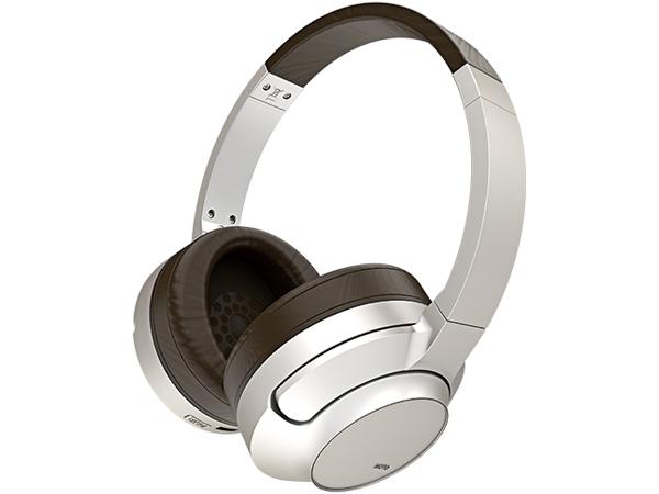 AZDEN ( アツデン ) MOTO iD シャンパンゴールド ◆ 2.4GHzデジタルワイヤレスヘッドフォン