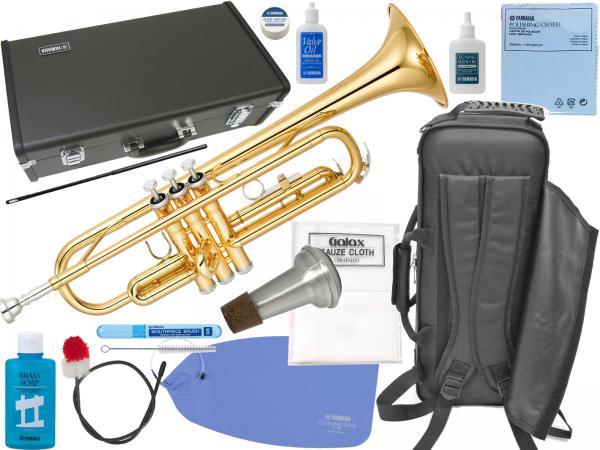 YAMAHA ( ヤマハ ) YTR-2330 トランペット 正規品 ゴールド 管楽器 B♭Trumpets YTR-2330-01 本体 セット C 北海道 沖縄 離島不可