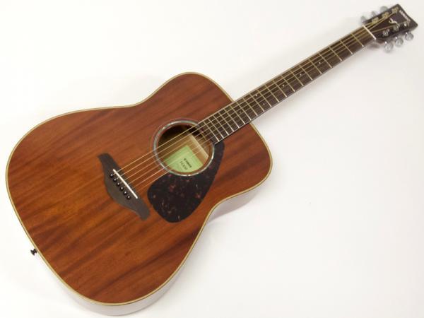 YAMAHA ( ヤマハ ) FG850 NT 【アコースティックギター オールマホ】