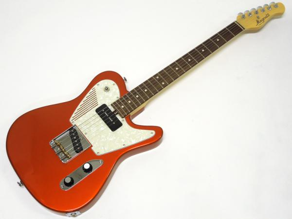 Magneto Guitars ( マグネートギターズ ) T-WAVE / Racing Orange