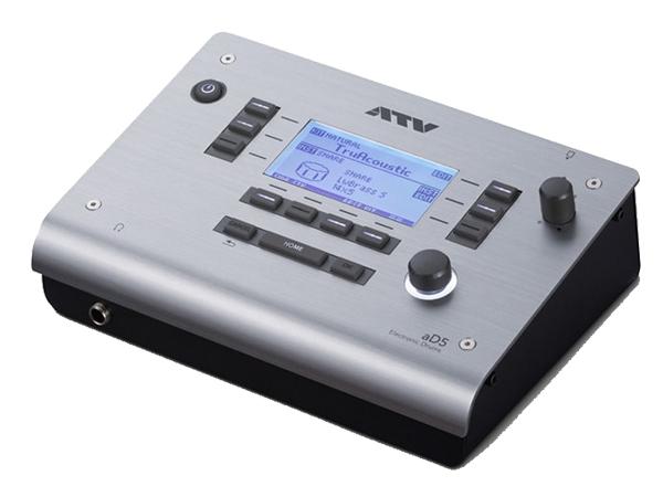 ATV (エーティーブイ) aD5 ◆【ドラム音源モジュール】