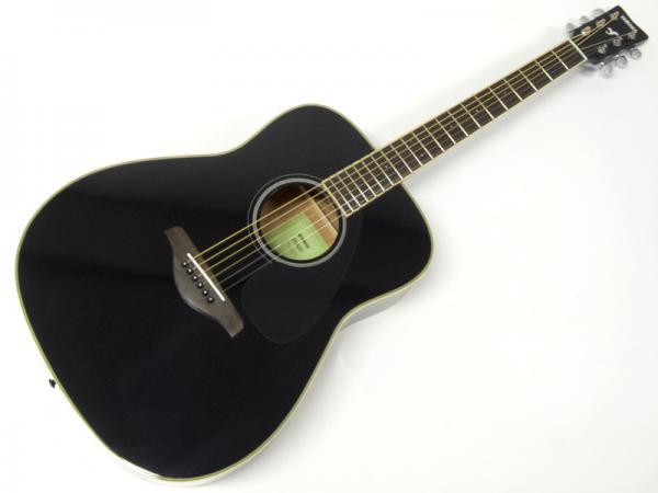 YAMAHA ( ヤマハ ) FG820(BL)【アコースティックギター FG-820 ブラック 】