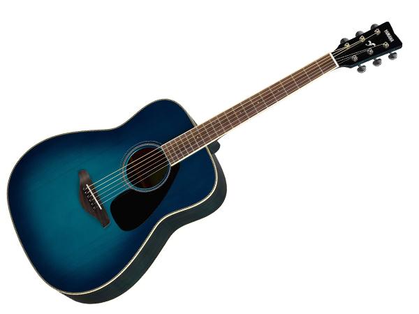 YAMAHA ( ヤマハ ) FG820 SB 【アコースティックギター 】