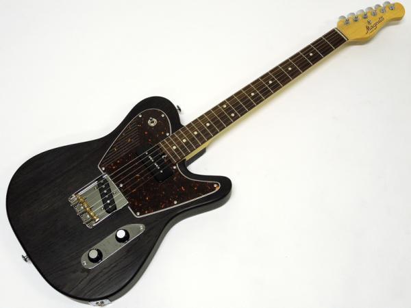 Magneto Guitars ( マグネートギターズ ) T-WAVE Sen / Black Oil Sen