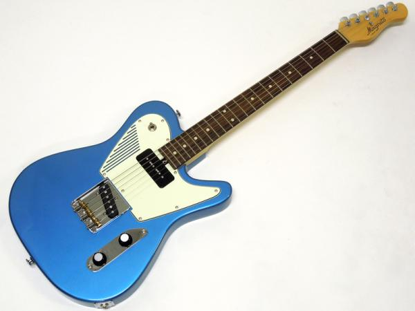 Magneto Guitars ( マグネートギターズ ) T-WAVE / Lake Pracid Blue