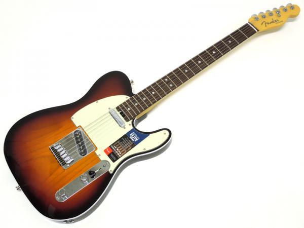 Fender ( フェンダー ) American Elite Telecaster / Rosewood Fingerboard / 3-Color Sunburst