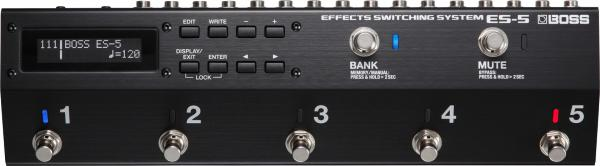 BOSS ( ボス ) ES-5【Effects Switching System】