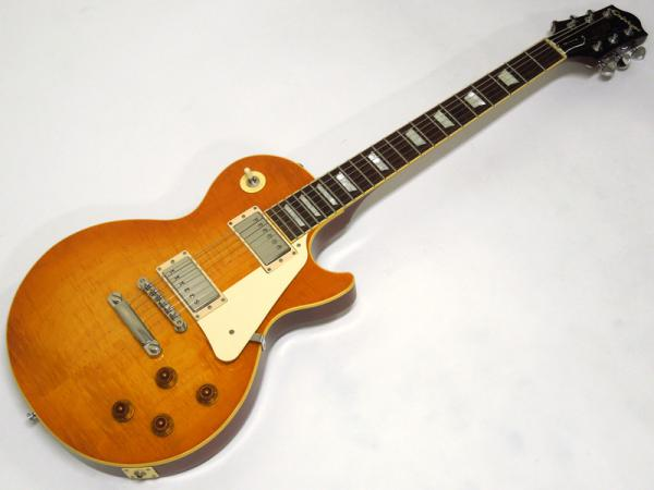EPIPHONE ( エピフォン ) Elitist Les Paul Standard / Faded Cherryburst < Used / 中古品 >