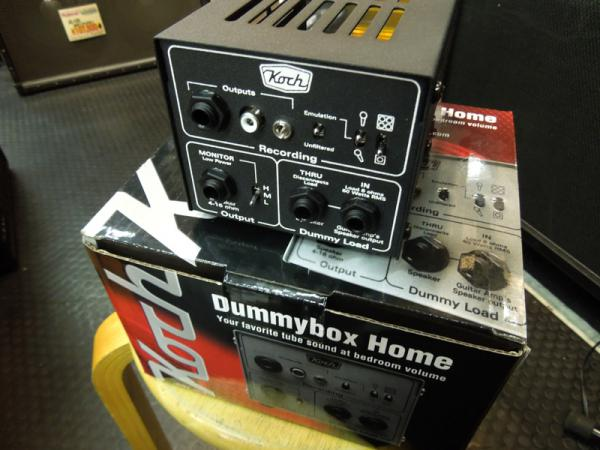 koch ( コッホ ) DB60-HOME Dummybox limited edition Black